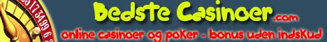 bedste dansk casinoer